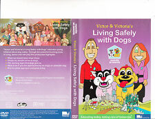Victor And Victoria's:Living Safely With Dogs-2007-Animal Dog-DVD