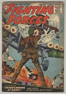 Our Fighting Forces #9 February 1956 G/VG