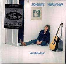 NEW 2018 JOHNNY HALLYDAY INSOLITUDES 1973 ALBUM STORY JOHNNY HALLYDAY 10 000 EX