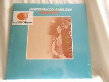 ANNETTE PEACOCK & PAUL BLEY Dual Unity HAN BENNINK 180 gram vinyl SEALED LP