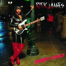 Rick James - Street Songs Motown (NEW CD)