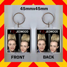 KEYRING KEY CHAIN-45X45MM-GREAT GIFT FOR A FAN #CD45 N-DUBZ