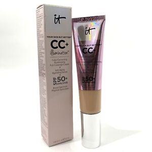 It Cosmetics Your Skin But Better Cc+ Cream Illumination -Fair Light- 1.08oz