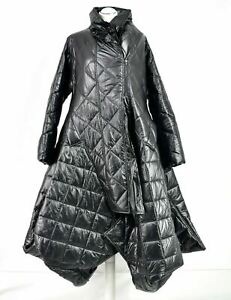 CREARE 'PUDRELLE' STEPPER QUILTED COAT