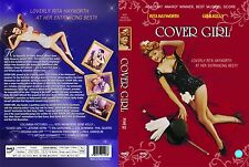 Cover Girl,1944 (DVD,All,Sealed,New) Rita Hayworth