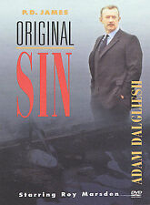 P.D. James - Original Sin (DVD, 2003)
