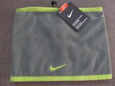 Nike Reversible Fleece Neckwarmer Neck Warmer Iron Green/Fierce Green OSFM New