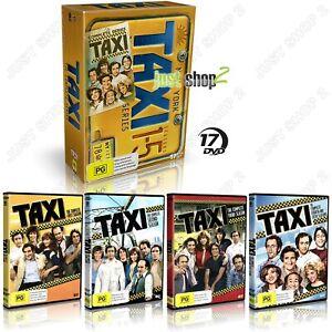 Taxi : Complete TV Series / Season 1 - 5 : Brand New 17 DVD Boxset