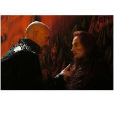 Eragon John Malkovich as Galbatorix and Robert Carlyle 8 x 10 Inch Photo