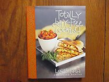 """LOUIS LANZA  Signed Cookbook(""""TOTALLY DAIRY-FREE COOKING""""-2000 1st Edit Hardback"""