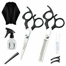 Hair Cutting Scissors Shear Set Hairdressing Salon Professional Barber Apron