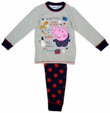 Abbigliamento grigio policotone per bambini dai 2 ai 16 anni