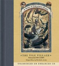 The Vile Village  A Series of Unfortunate Events, Book 7  2003 by Lem Ex-library