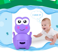 Kids Potty Chair Seat Baby Toddle Training Child Bathroom Removable Potty