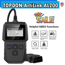 US Car EOBD OBD2 Automotive Scanner Code Reader EOBD Diagnostic Scan Tool Engine
