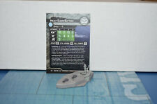 Axis & Allies War at Sea Surface Action Heavy Shore Battery 40/40