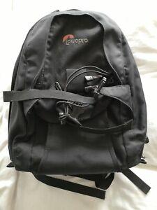 Lowepro backpack camera bag