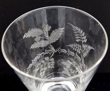 Britain Victorian Glass Drinkware/Stemware