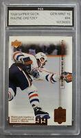 Wayne Gretzky 1999 Upper Deck Living Legend Hockey Card #84 FGS GEM MINT 10