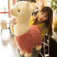 Plush Alpaca Llama Animal Funny Stuffed Toy Doll Pillow Cushion Birthday Gift