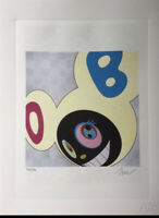Murakami Takashi Lithographie Signée Et Numéroté