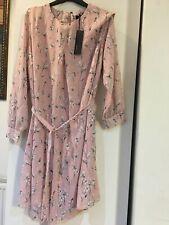 AUTOGRAPH Floral Swing Fit & Flare Dress Size 20