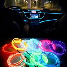 12V LED Auto Car Interior Decor Atmosphere Wire Strip Lamp Light Accessories