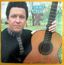 "TOMMY CASH ""Your Lovin' Takes the Leavin' Out of Me""1969 LP Vinyl EPIC BN 26484"