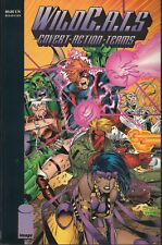 Wildcats: Covert Action Teams 1993 Image 'Compendium' Gn/Tpb Lee/Williams.Nm-