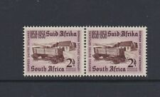 SOUTH AFRICA 1958 Centenary of German Settlers  MM Pair  SG168