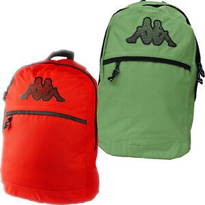 Kappa Rucksack Sportrucksack Backpack Schulrucksack Sporttasche Freizeit