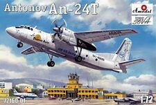 Amodel 1/72 ntonov An-24 Coke, Soviet turboprop transport aircraft