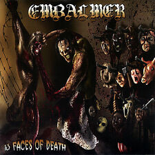 Embalmer - 13 Faces of Death [New CD]