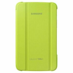 "Samsung Carrying Case (Book Fold) for 7"" Tablet, Mint Green, Synthetic Leather"