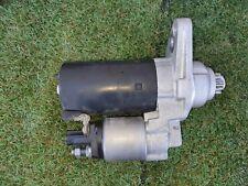 Starter Motor VW Bosch 001 122 400  02Z-911-023J Beetle Jetta Golf MKV New OEM