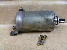 BMW 100 K RS K100-RS Used Engine Starter Motor 1985 #SM131