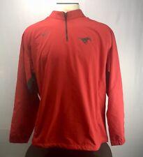 Nike XXL TTG Jacket Coat Sweater Zipper Men's Red Black
