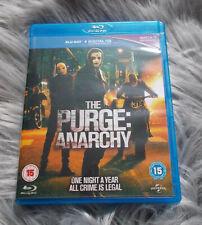 Blu-Ray - The PURGE - ANARCHY - VGC - R2