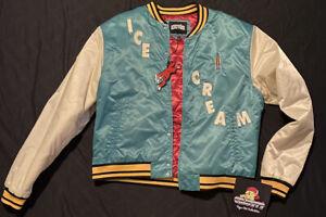Rare BBC Ice Cream Varsity Jacket Size XXXL