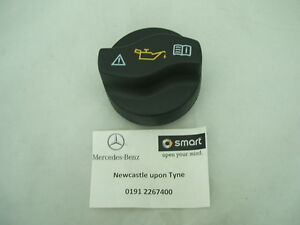 Genuine Mercedes-Benz Engine Oil Filler Cap A0000101385 NEW