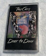 The Cars Door To Door Cassette Tape