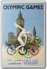 Olympic Games, London 1948 – Vintage Olympics Sports Vintage Fridge Magnet