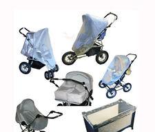 ASMi® Mückennetz, Moskitonetz Universal 7 in 1 Kinderwagen Buggy Insektenschutz