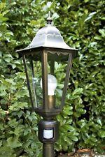 Lampadaire extérieur Lampe sur pied Détecteur de mouvement Lampe de jardin 62392