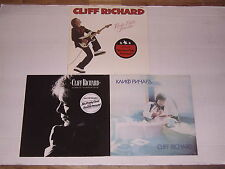 CLIFF RICHARD   -  3 x LP Sammlung