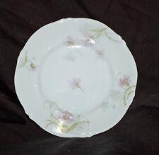"""(1) Theodore Haviland 6-1/4"""" Bread Plate   Schleiger  #1035"""