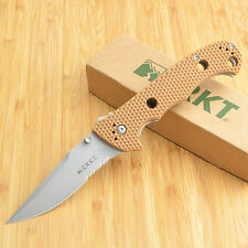 CRKT Columbia River Hammond Desert Cruiser 8Cr14MoV Zytel Handle Knife 7914DIN