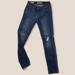 Levi Strauss & Co Super Skinny Denim Hose EUR 24