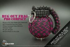 Bug Out Frag Pro Compact Survival Kit (Pink X)