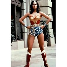 Lynda Carter as Wonder Woman TV Poster Print 24x36 Unframed Free shipping